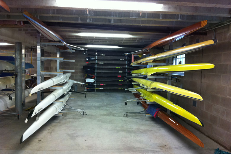 boat racking