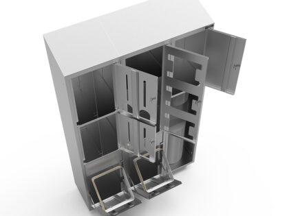 Bespoke PPE Dispenser Unit