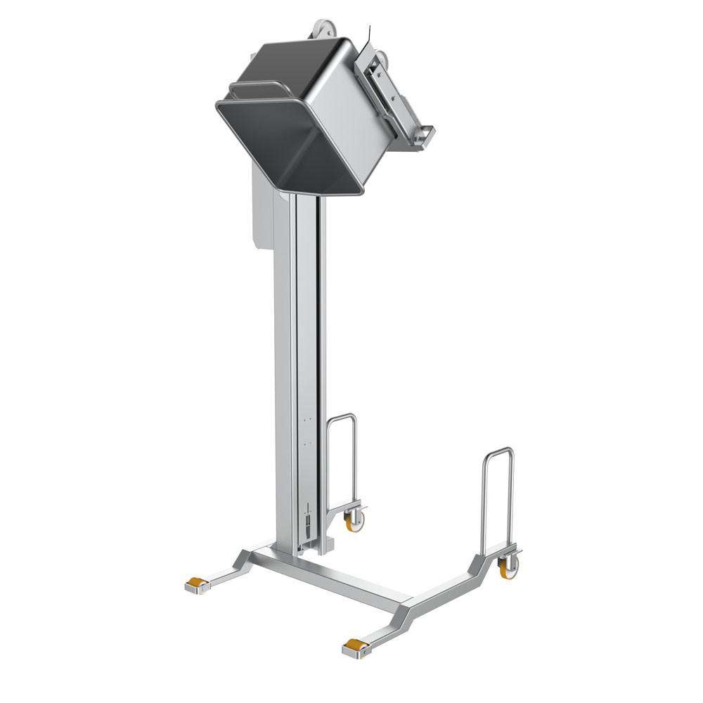 Eurobin Mobile Single Column Tipper