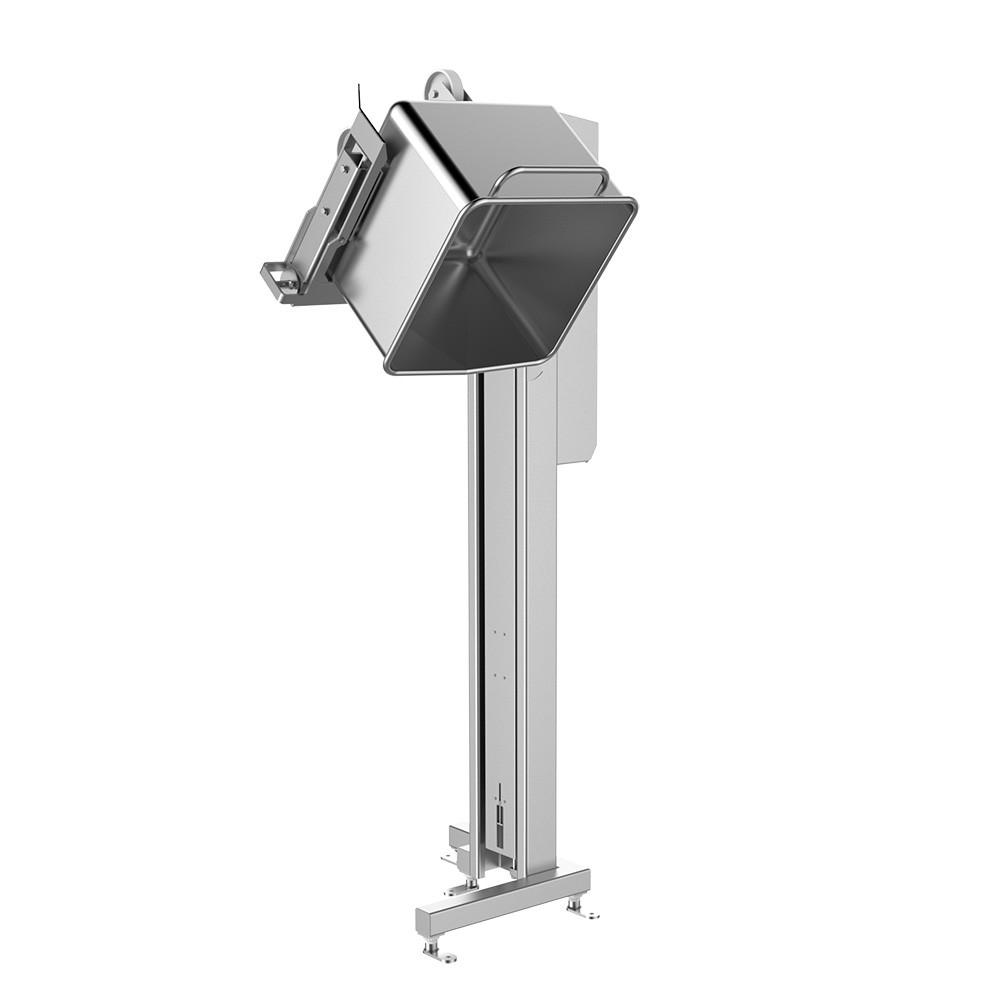 Eurobin Static Single Column Tipper