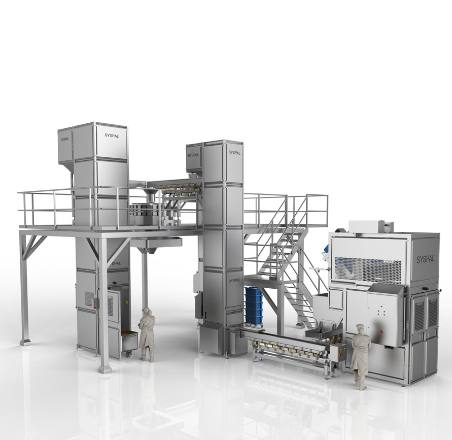 Food processing project